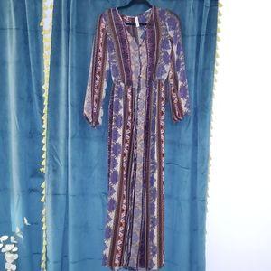 Xhilaration Never Worn Button Down Kimono